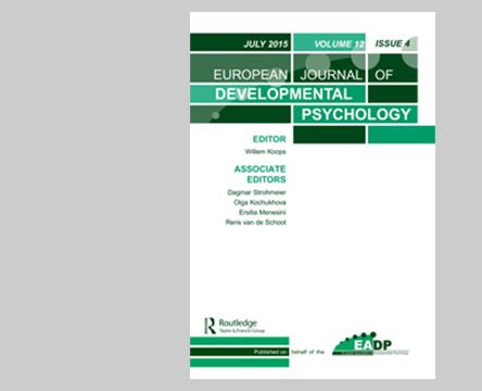 european-journal-developmental-psychology