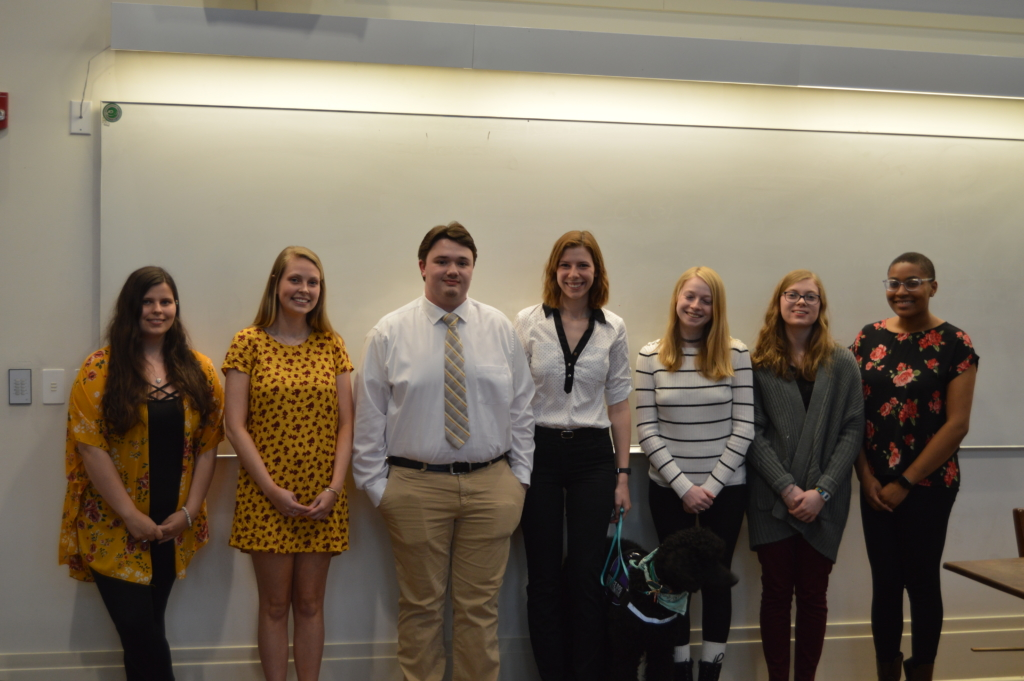 Psi Chi Inductees 2019