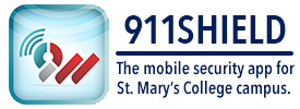 911Shield the safety app for St. Mary's College of Maryland