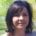 Head shot photograph of St. Mary's Associate Professor Betül Başaran