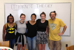 The Knot Theory student group
