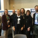 SMCM faculty and staff at the November 2018 CUR conference