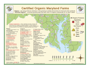 Farming Practices in St Marys County The Slackwater Center