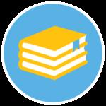 Student books icon