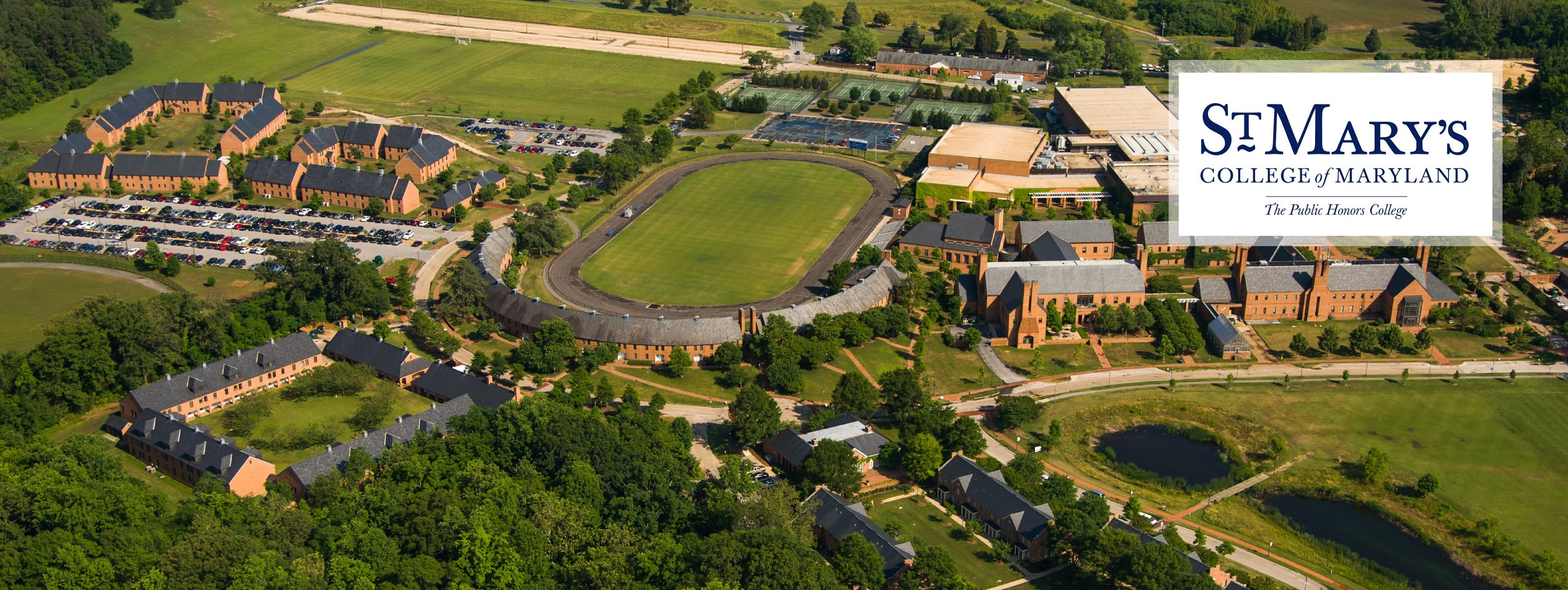 Aerial photo of North Campus