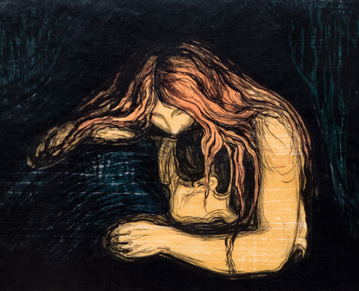 Munch embrace