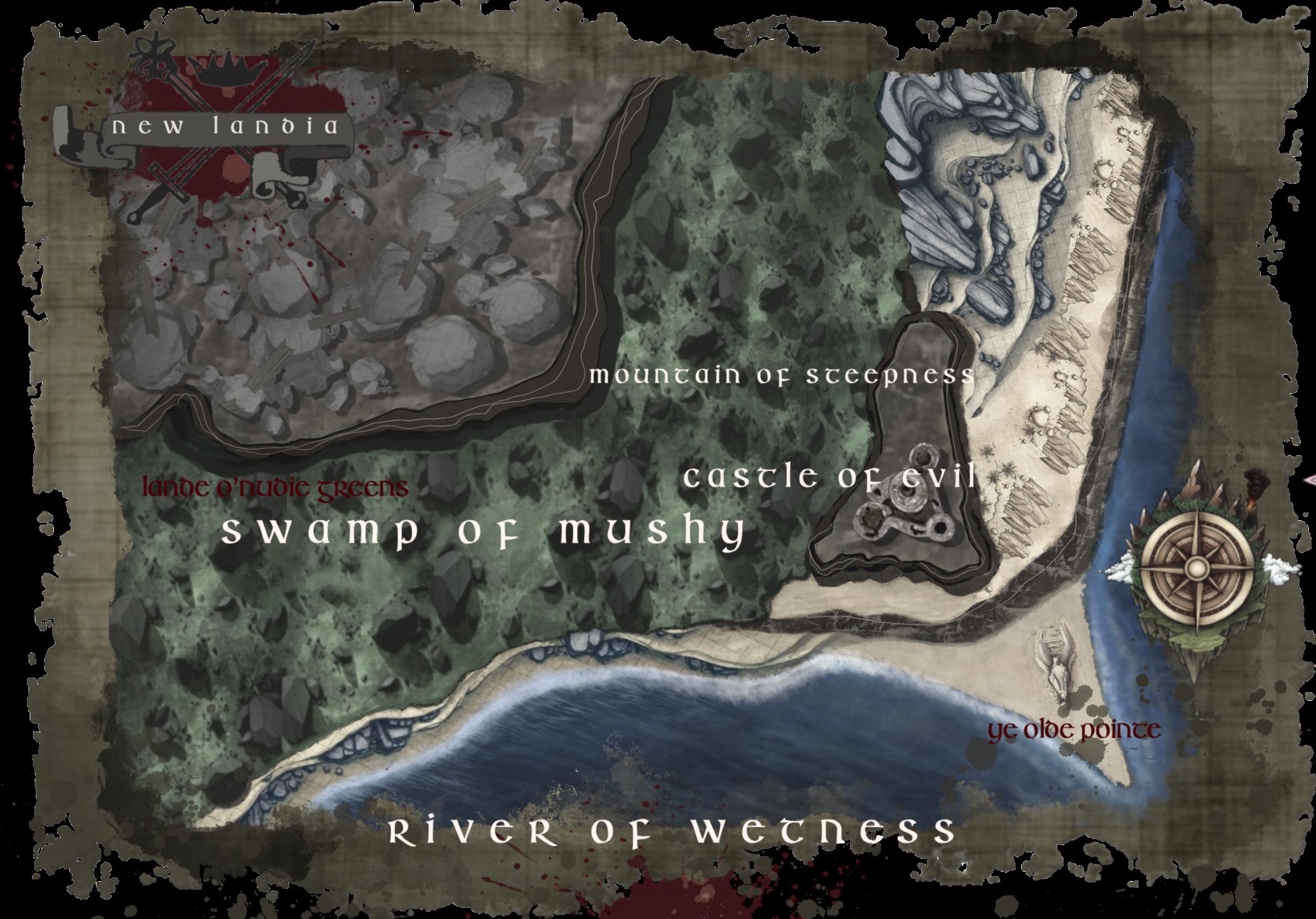 New Landia_Swamp of Mushy