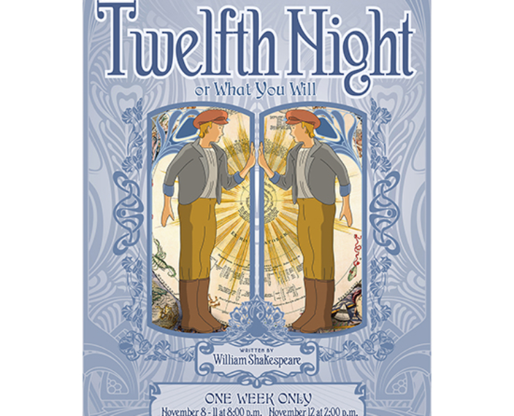 Twelth Night Poster