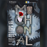 """In the Bruce Davis Theater, """"Machinal,"""" April 20-24. Reservations, call 240-895-4243 or email boxoffice@smcm.edu"""