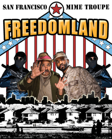 Freedomland-poster