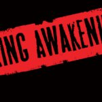 Poster for the Spring Awakening Audition