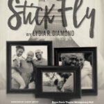 """""""Stick Fly"""" performs in the Bruce Davis Theater"""