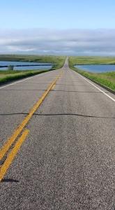 it never ends road ahead tiny house bike trip