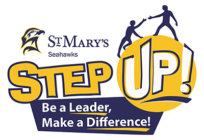 Step Up! Be a Leader, Make a Difference!