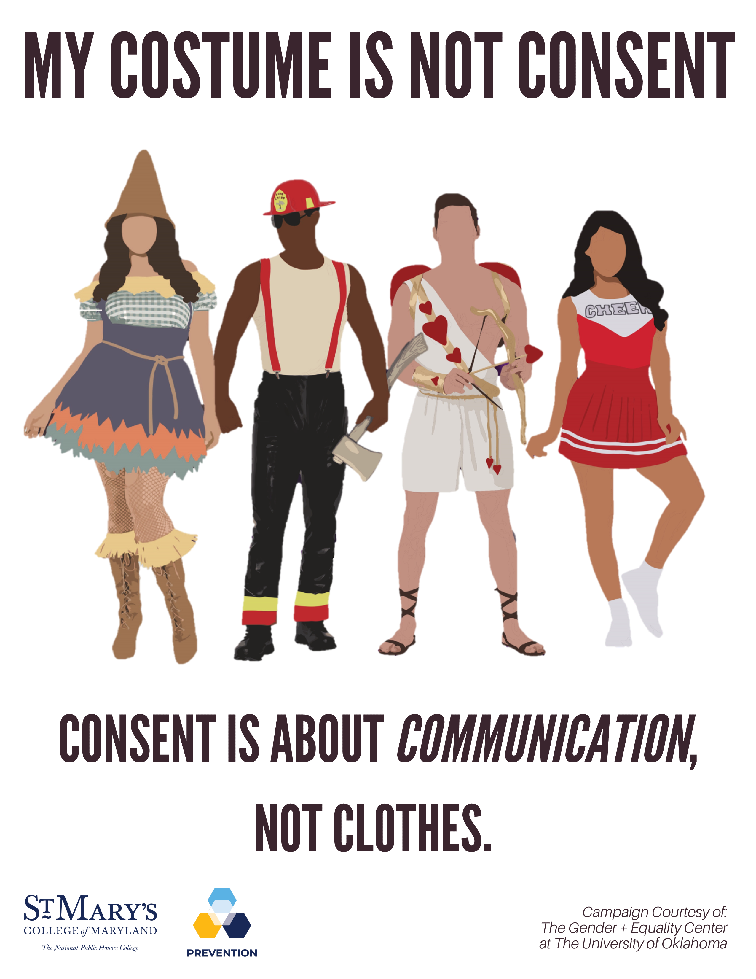 My Costume is not Consent