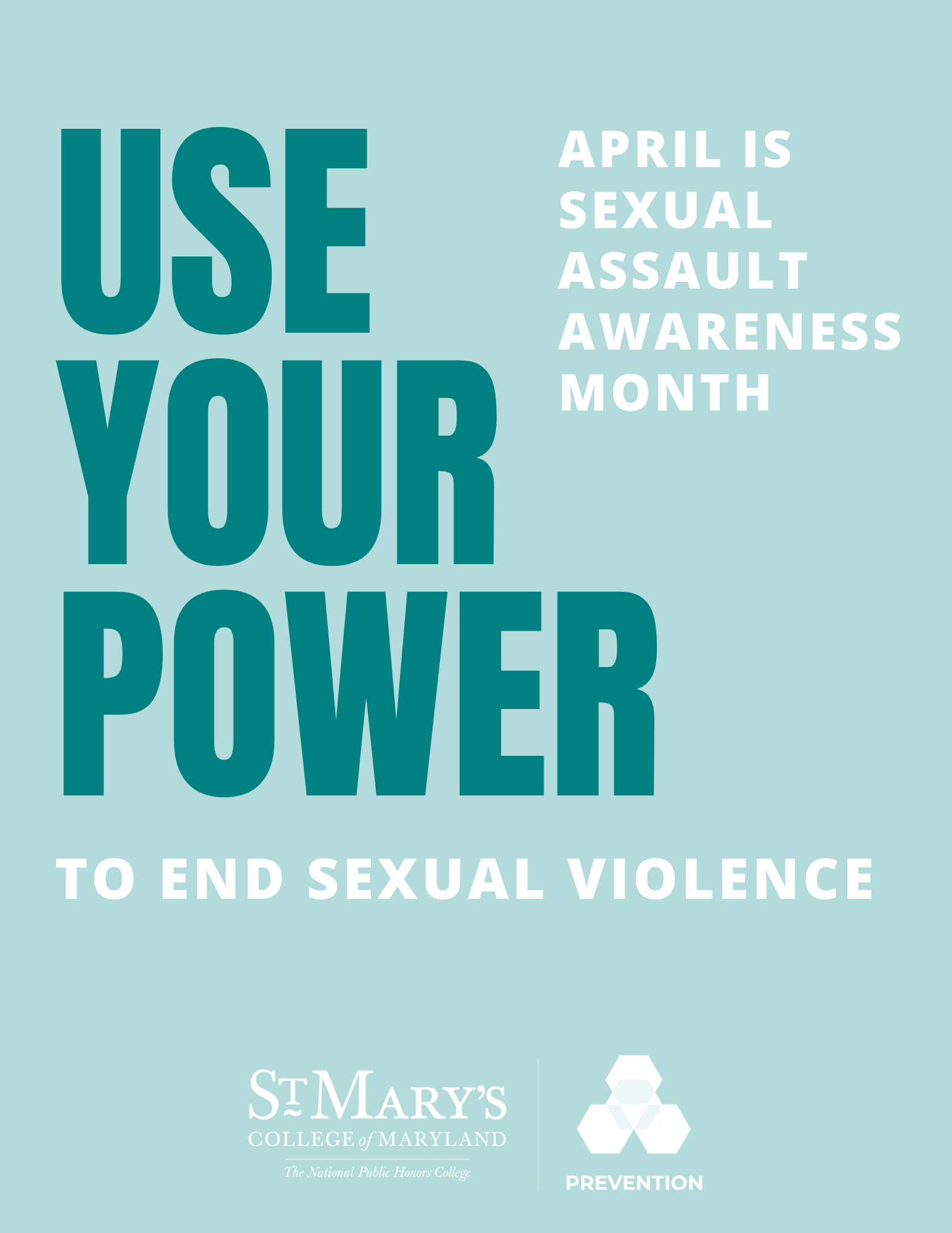 To end Sexual Violence