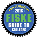 Featured in Fiske Guide to Colleges 2016