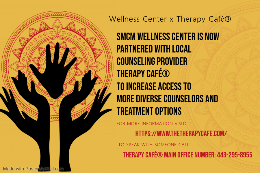 WELLNESS CENTER X THERAPY CAFE
