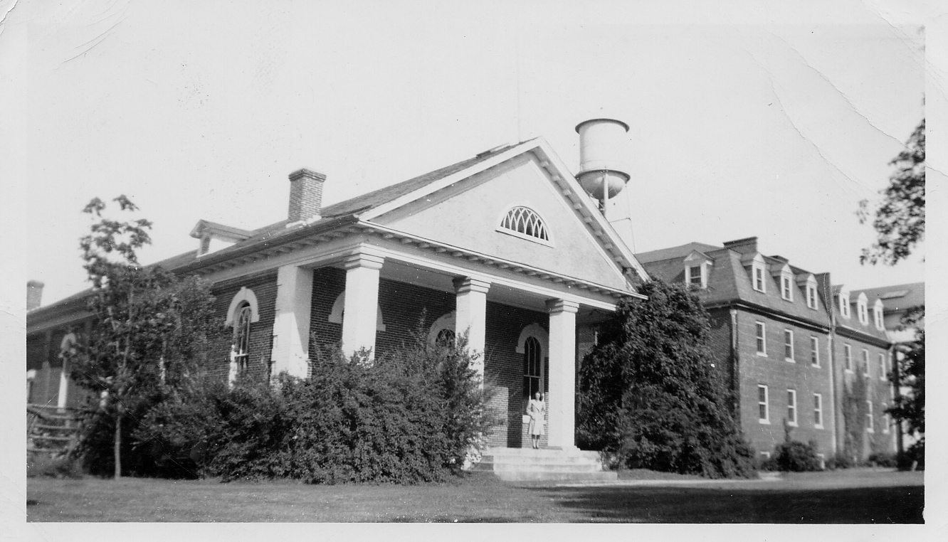 St. Mary's Hall in 1941
