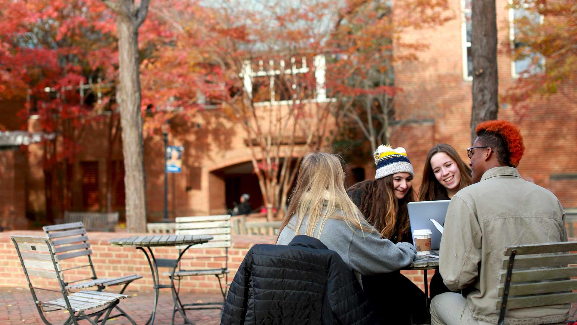 smcm-campus-center-courtyard-fall-autumn