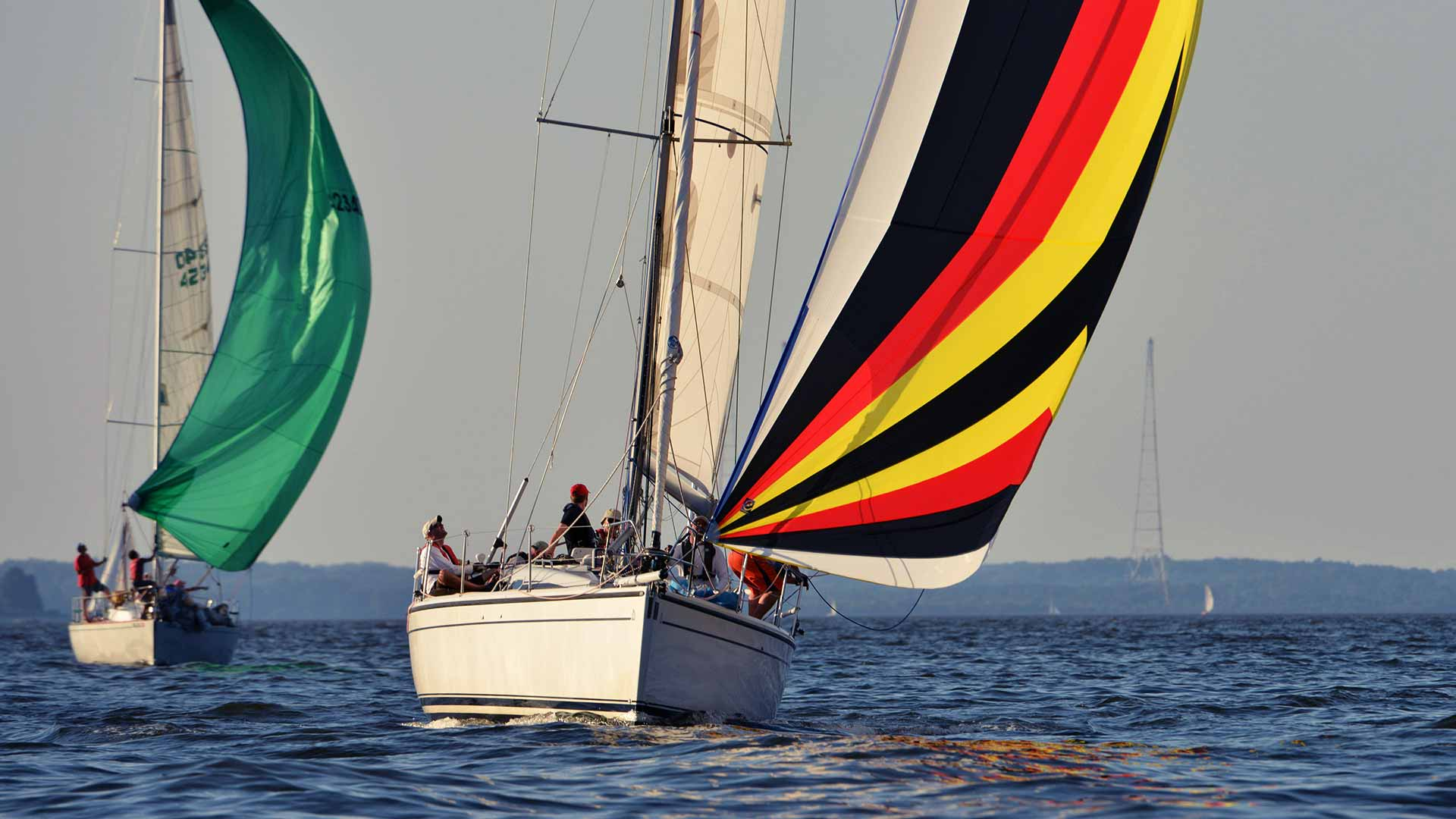 Archival Photo - 42nd Annual Governor's Cup Yacht Race, 2015