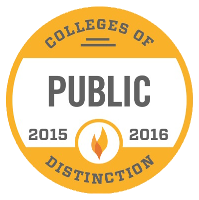 Colleges of Distinction - Public