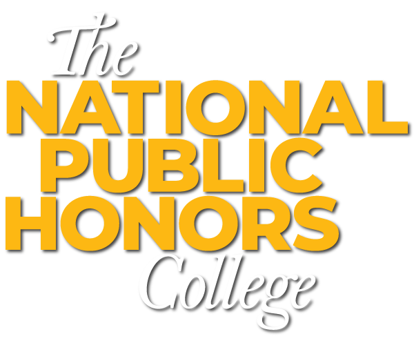 SMCM The National Public Honors College, slogan graphic