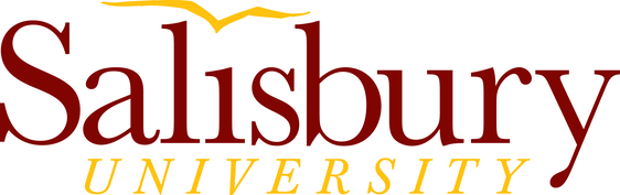 Salisbury University logo, By Source (WP:NFCC#4), Fair use, https://en.wikipedia.org/w/index.php?curid=63086181